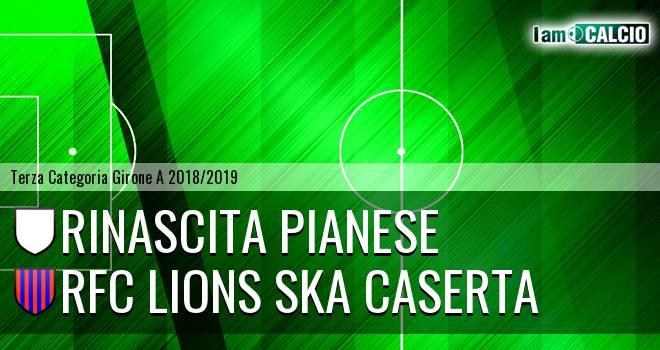 Rinascita Pianese - RFC Lions Ska Caserta