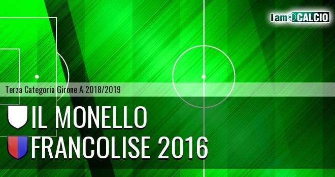 Il Monello - Francolise 2016