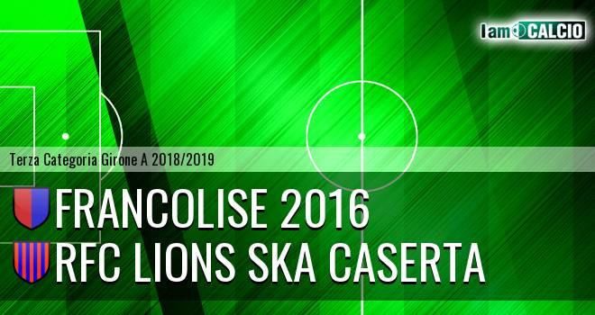 Francolise 2016 - RFC Lions Ska Caserta