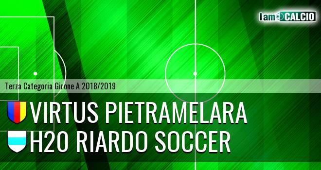 Virtus Pietramelara - H20 Riardo Soccer