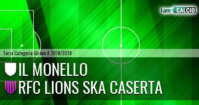 Il Monello - RFC Lions Ska Caserta