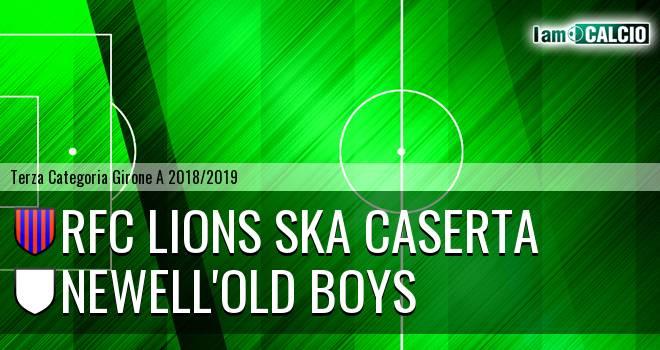 RFC Lions Ska Caserta - Newell'Old Boys