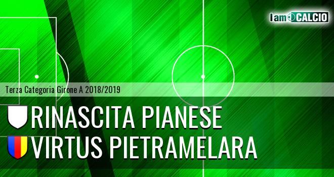 Rinascita Pianese - Virtus Pietramelara