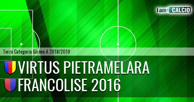 Audax Pietramelara - Francolise 2016