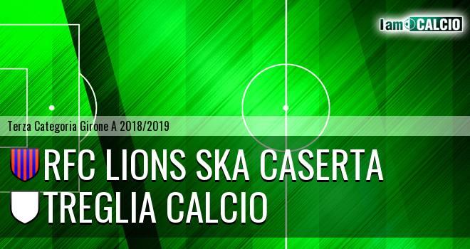 RFC Lions Ska Caserta - Treglia Calcio