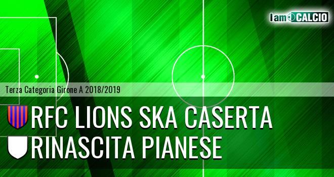RFC Lions Ska Caserta - Rinascita Pianese