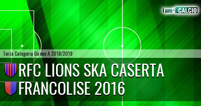 RFC Lions Ska Caserta - Francolise 2016