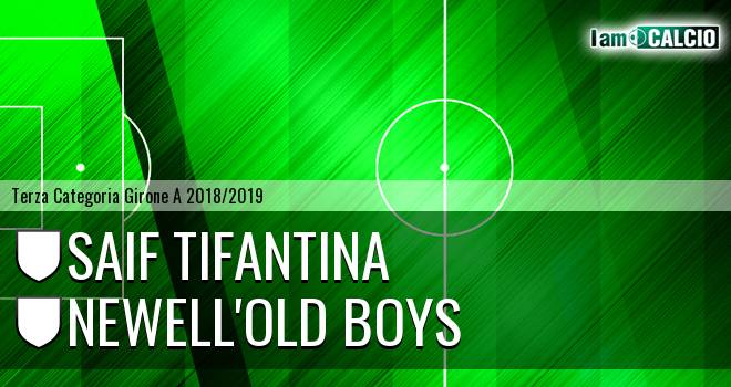 SAIF Tifantina - Newell'Old Boys