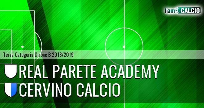 Real Parete Academy - Cervino Calcio