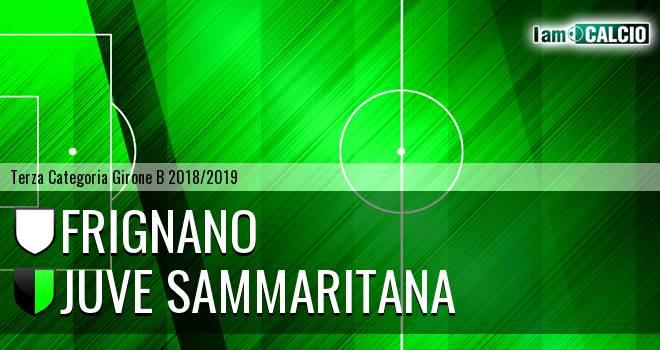 Frignano - Juve Sammaritana