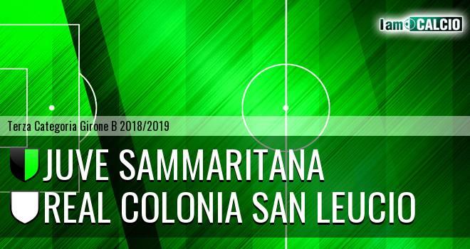 Juve Sammaritana - Real Colonia San Leucio