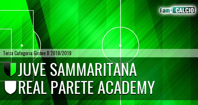 Juve Sammaritana - Real Parete