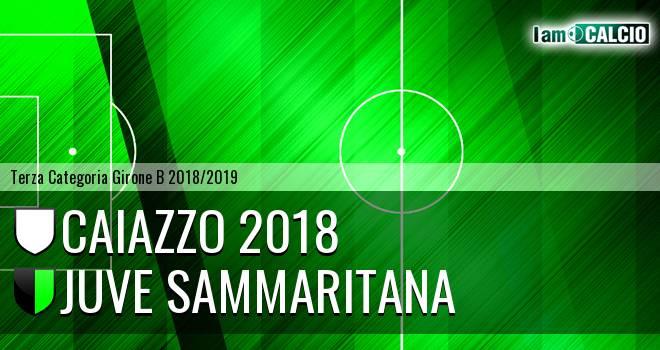 Caiazzo 2018 - Juve Sammaritana