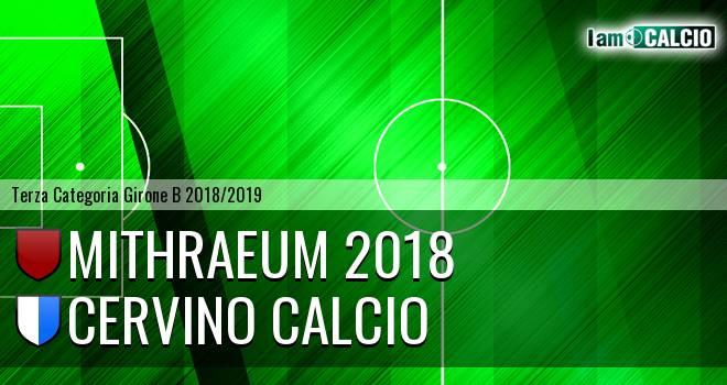 Mithraeum 2018 - Cervino Calcio
