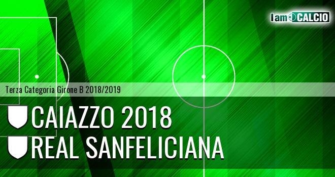 Caiazzo 2018 - Real Sanfeliciana