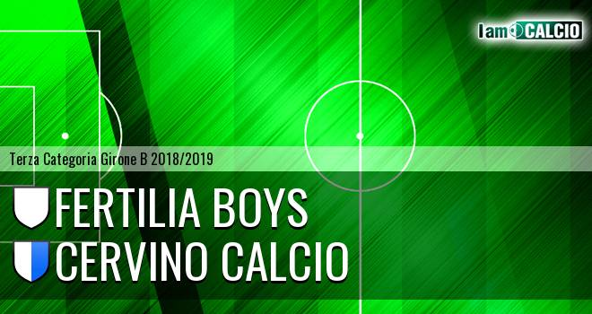 Fertilia Boys - Cervino Calcio