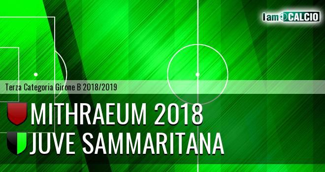 Mithraeum 2018 - Juve Sammaritana
