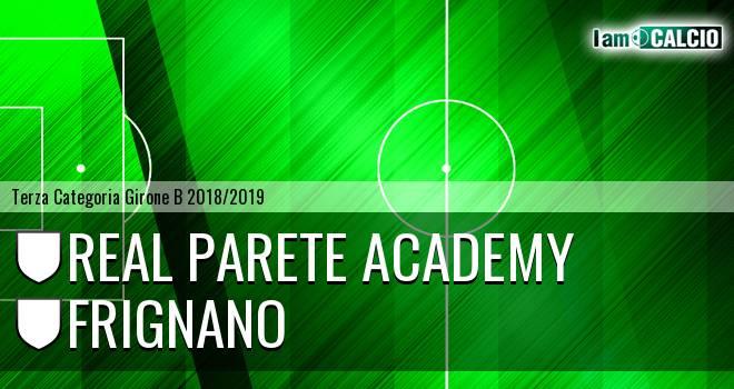 Real Parete Academy - Frignano