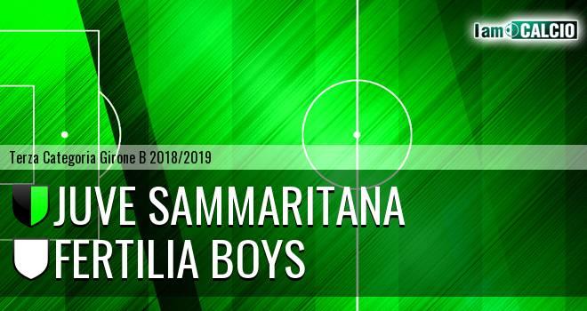 Juve Sammaritana - Fertilia Boys