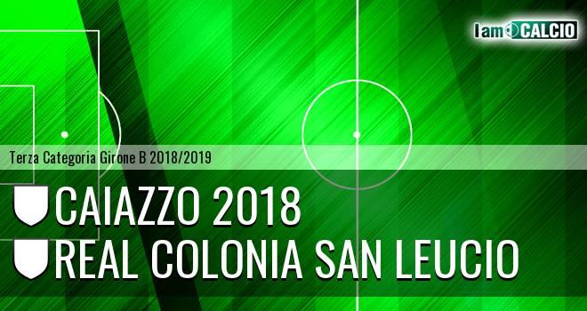 Caiazzo 2018 - Real Colonia San Leucio