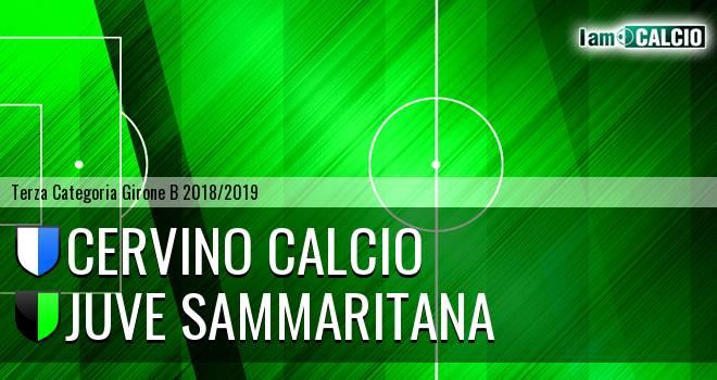 Cervino Calcio - Juve Sammaritana