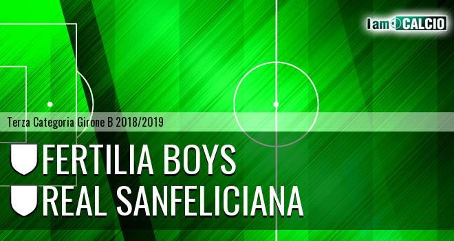 Fertilia Boys - Real Sanfeliciana