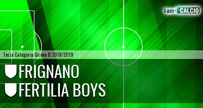 Frignano - Fertilia Boys