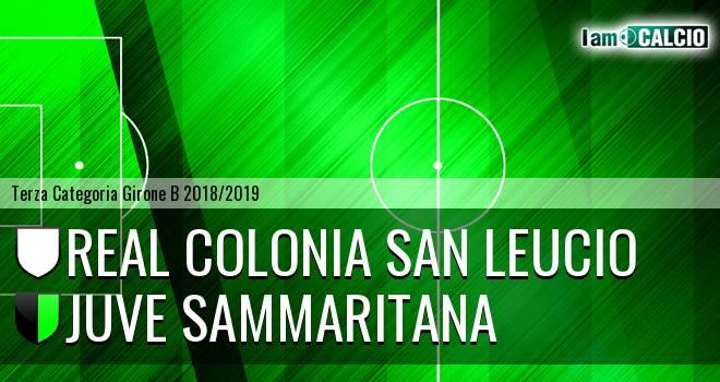 Real San Leucio - Juve Sammaritana