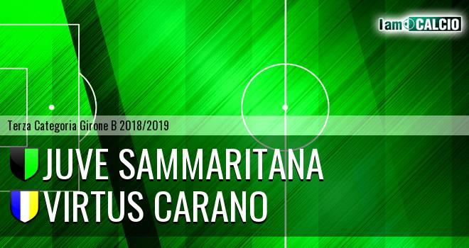 Juve Sammaritana - Virtus Carano