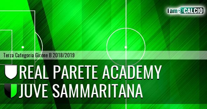 Real Parete Academy - Juve Sammaritana