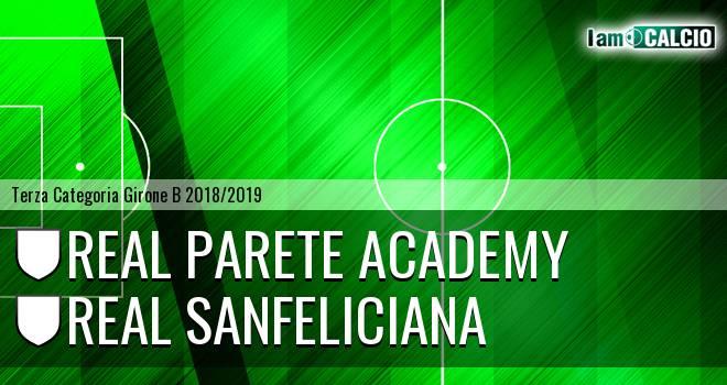 Real Parete Academy - Real Sanfeliciana