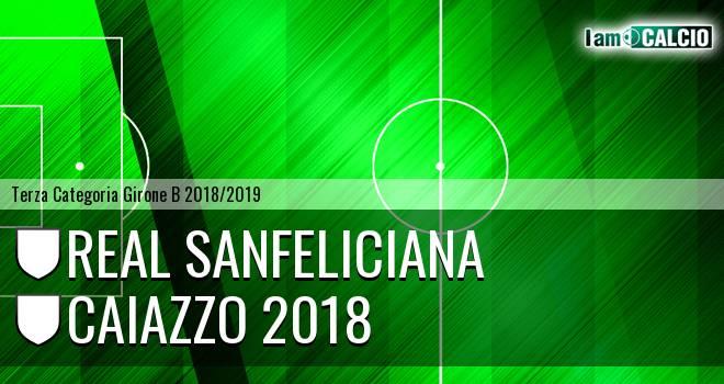 Real Sanfeliciana - Caiazzo 2018