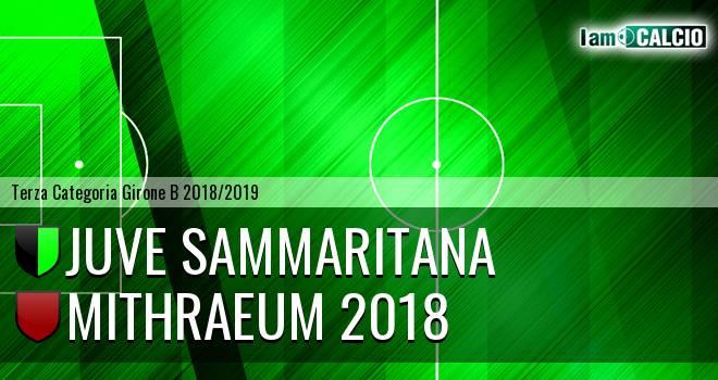 Juve Sammaritana - Mithraeum 2018