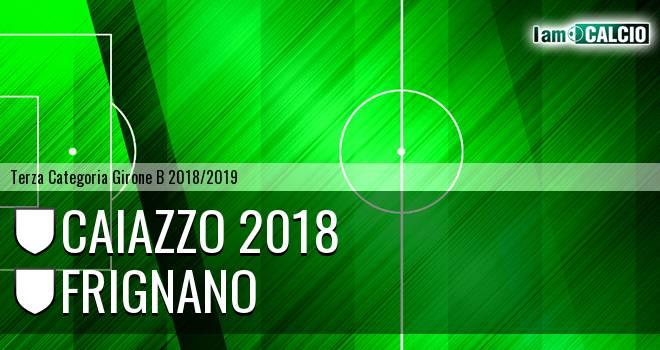 Caiazzo 2018 - Frignano