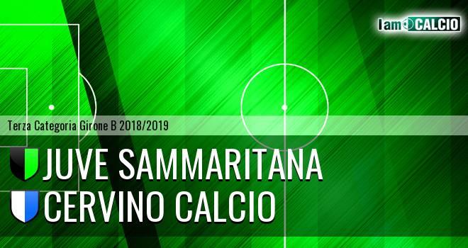 Juve Sammaritana - Cervino Calcio