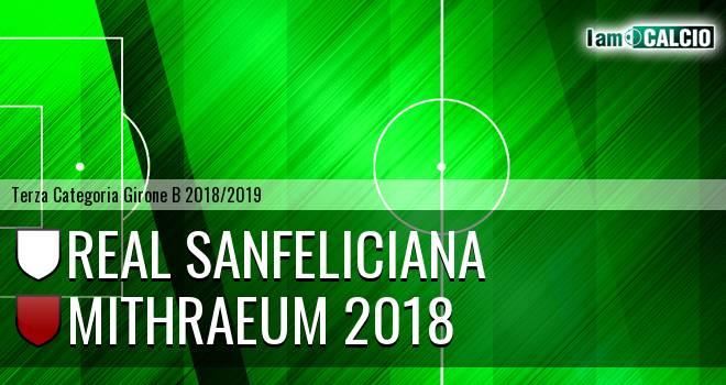 Real Sanfeliciana - Mithraeum 2018