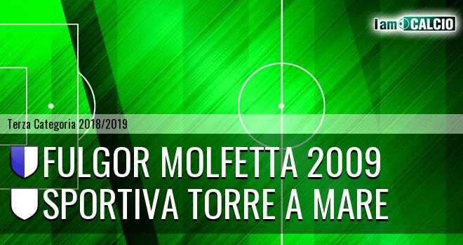 Fulgor Molfetta 2009 - Sportiva Torre a Mare