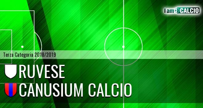 Ruvese - Canusium Calcio