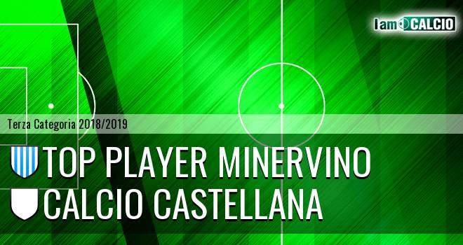 Top Player Minervino - Calcio Castellana