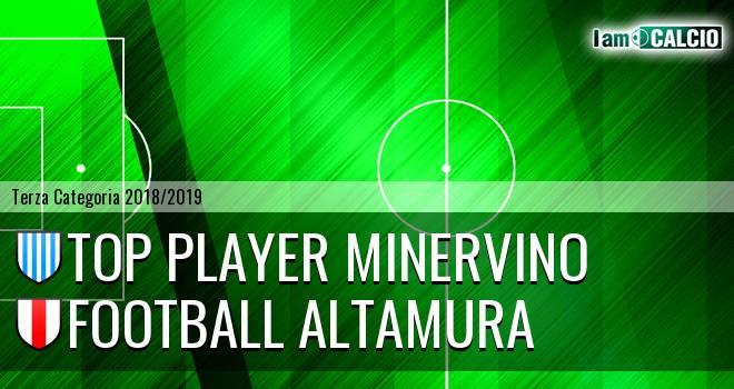 Top Player Minervino - Football Altamura