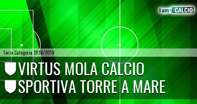Virtus Mola Calcio - Sportiva Torre a Mare