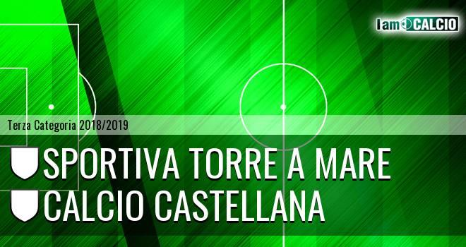 Sportiva Torre a Mare - Calcio Castellana