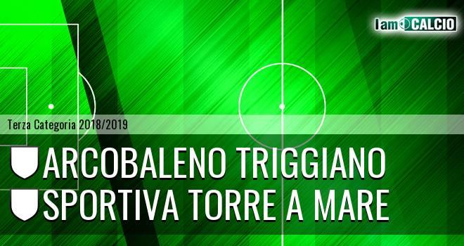 Arcobaleno Triggiano - Sportiva Torre a Mare