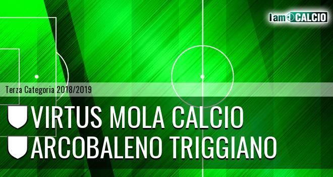 Virtus Mola Calcio - Arcobaleno Triggiano