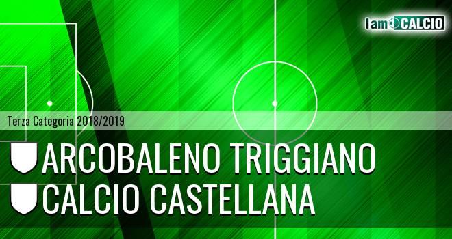 Arcobaleno Triggiano - Calcio Castellana