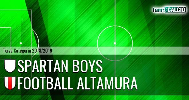 Spartan Boys - Football Altamura