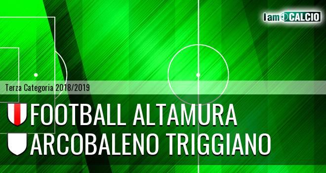 Football Altamura - Arcobaleno Triggiano