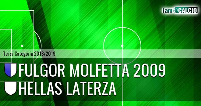 Fulgor Molfetta 2009 - Hellas Laterza