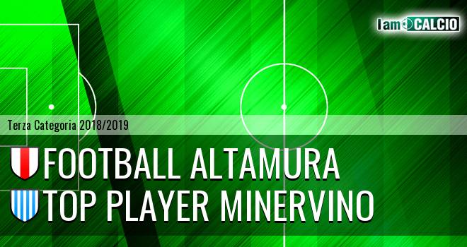 Football Altamura - Top Player Minervino