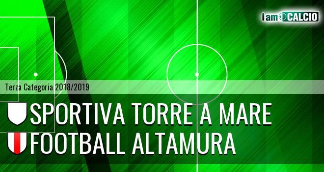 Sportiva Torre a Mare - Football Altamura